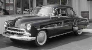 1946 - 1954 Chevrolet Scrapbook