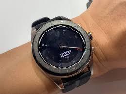 LG Watch W7– Mặt đồng hồ thông minh kết hợp kim cơ khí độc đáo - Techzones  - Nơi chia sẻ niềm đam mê công nghệ