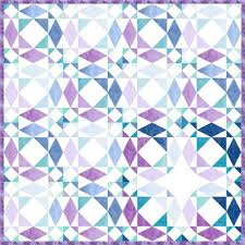 Quilt Inspiration: Storm-at-Sea Quilts, free block diagrams and ... & Storm at Sea quilt,~58 x 58