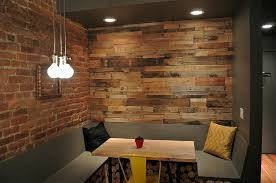 accent wall decor ideas luxury diy wood pallet accent wall for a refreshing new look