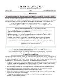 16 Examples Of Sales Resume Leterformat
