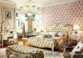 how to make bedroom furniture. High End Bedrooms Solid Wood And Leather Bed Baroque Bedroom Furniture Set With How To Make