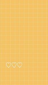 Yellow Aesthetic Wallpaper iPhone HD ...