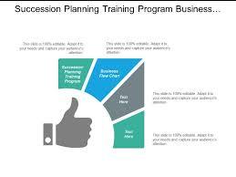 Succession Planning Training Program Business Flow Chart 5