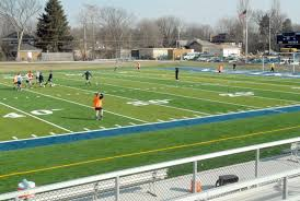 Artificial grass turf takes root on many area soccer fields