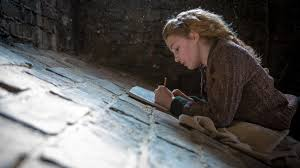the book thief literature and film review queen s logic the book thief sophie nelisse1