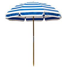 beach umbrella. Amazon.com : 6.5\u0027 Shade Star Beach Umbrella Color: Pacific Blue / White Stripe Patio Umbrellas Garden \u0026 Outdoor