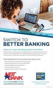 Switch To Better Banking, NBT Bank