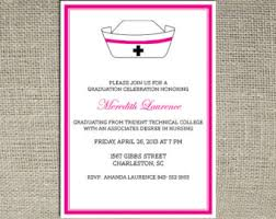 Make Your Own Graduation Announcements Nursing School Graduation Invitations To Get Ideas How To Make Your