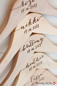 50 of etsy's coolest wedding finds wedding, weddings and etsy Wedding Hangers With Names i really want to get one for my wedding day! 1 personalized bridesmaid hanger engraved by delovelydetails wedding hangers with names how to