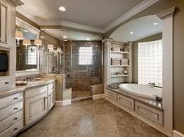 Creativity Traditional Master Bathroom Ideas Bath In Neutral Tones Masterbathrooms Homechanneltvcom Intended Beautiful Design