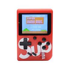 Máy Chơi Game Cầm Tay SUP Game Box 400 In 1 (Giao Màu Ngẫu Nhiên) - Hàng  chính hãng   HOÀNG NHÂN COMPUTER