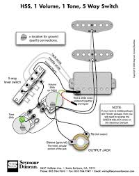seymour duncan wiring diagrams do it all humbuckers and a way switch hss strat wiring diagram hss wiring diagrams