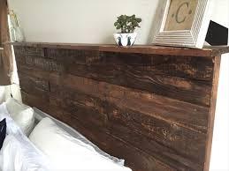 rustic pallet furniture. rustic yet modern pallet headboard furniture