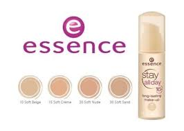 poze fond de ten essence stay all day 16h long lasting make up 30