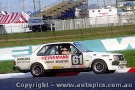 83847 - John White / Bernie McClure - Gemini - Bathurst 1983 ...