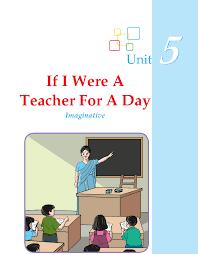 grade imaginative essay if i were a teacher for a day  writing skill grade 3 if i were a teacher for a day 1