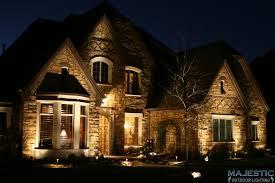 Home Exterior Lighting Gallery - Exterior residential lighting