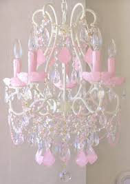 chandelier girls bedroom chandelier pink chandelier for little for pink chandelier view 10