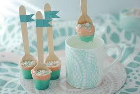 diy unicorn hot chocolate spoons