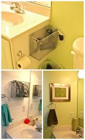diy bathroom wall storage. bathroom appliance storage - 30 brilliant organization and diy solutions diy wall r