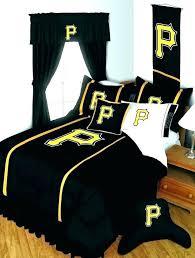 steeler bed set bedroom sets king comforter queen est wall