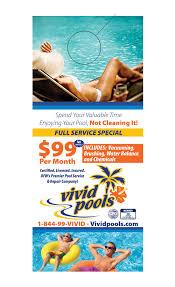 pool service flyers. Pool Service Door Hanger Samples Flyers C