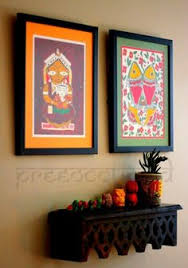 Small Picture Tanjore painting Indian style decor Home decor Pinterest