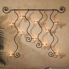 iron beautiful tealight candle holder
