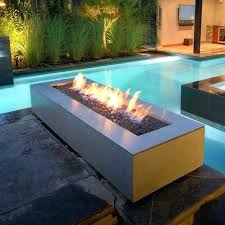 modern patio fire pit. Modern Fire Pits Concrete Outdoor Pit Designs Patio G
