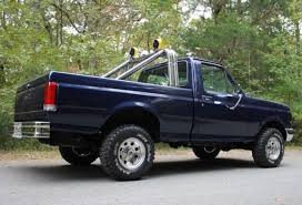Very Fresh 4x4 Short Bed Pickup Truck 302 V8 5 Speed Manual ...