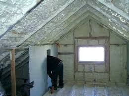 insulation cost per sq ft spray foam blown in wall insulation cost per square foot attic