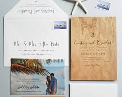 real wood invitation etsy Real Wood Wedding Invitations new courtney nautical wood wedding invitation sample real wood veneer paper, beach wedding invite real wood wedding invitations custom