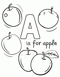 Small Picture Get This Printable Apple Coloring Pages yzost