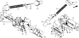 jet kits how to carburetor diagrams honda vtc jet honda vt700c 1985