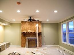 recessed lighting with ceiling fan recessed light for living room design living room recessed ceiling lights