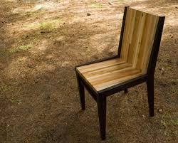 Cómo hacer sillas de madera para niños con unión de tornillos