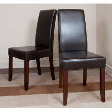 chairs brooklyn max brunswick parson dining chairs set of 2 in the most