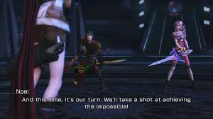 Image result for final fantasy xiii-2 gameplay