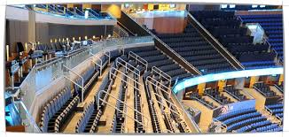Club Seats Amway Center