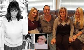 Woman who had her rapist father killed rebuilds her life   Daily ...