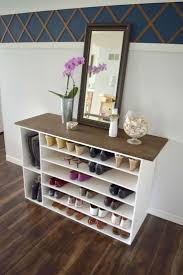 ... Rack, Best Diy Shoe Rack Plans Design: Captivating Diy Shoe Rack For  Home ...
