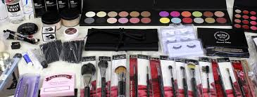 kit overview professional beauty makeup