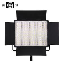 nanguang cn 900csa bi color led studio lighting equipment lighting for photographic and led lamp cd50 in photo studio accessories from