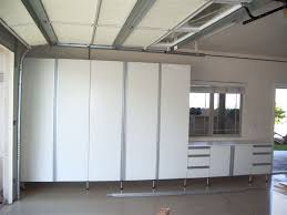 Large Garage Cabinets Charming Garage Closet Shelving Roselawnlutheran