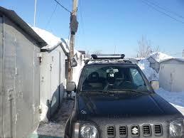 <b>Багажная корзина</b> — <b>Suzuki</b> Jimny, 1.3 л., 2010 года на DRIVE2
