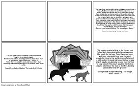 The jungle book book report