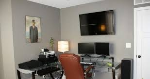 paint for home office. gray home office paint for e