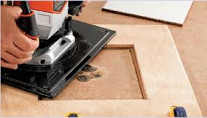upgrade your house home repair laminate countertops diy burn mark replace trivet