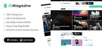 e magazine templates free download magazine templates website free download html with css
